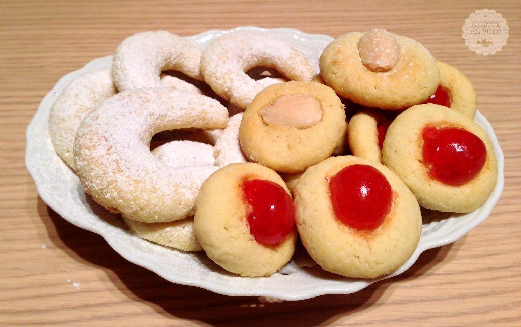 Biscotti natalizi alla vaniglia