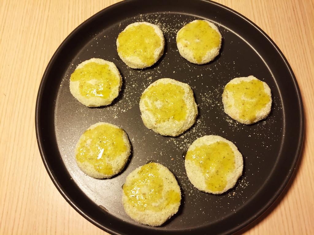 Polpette di broccoli e patate al microonde