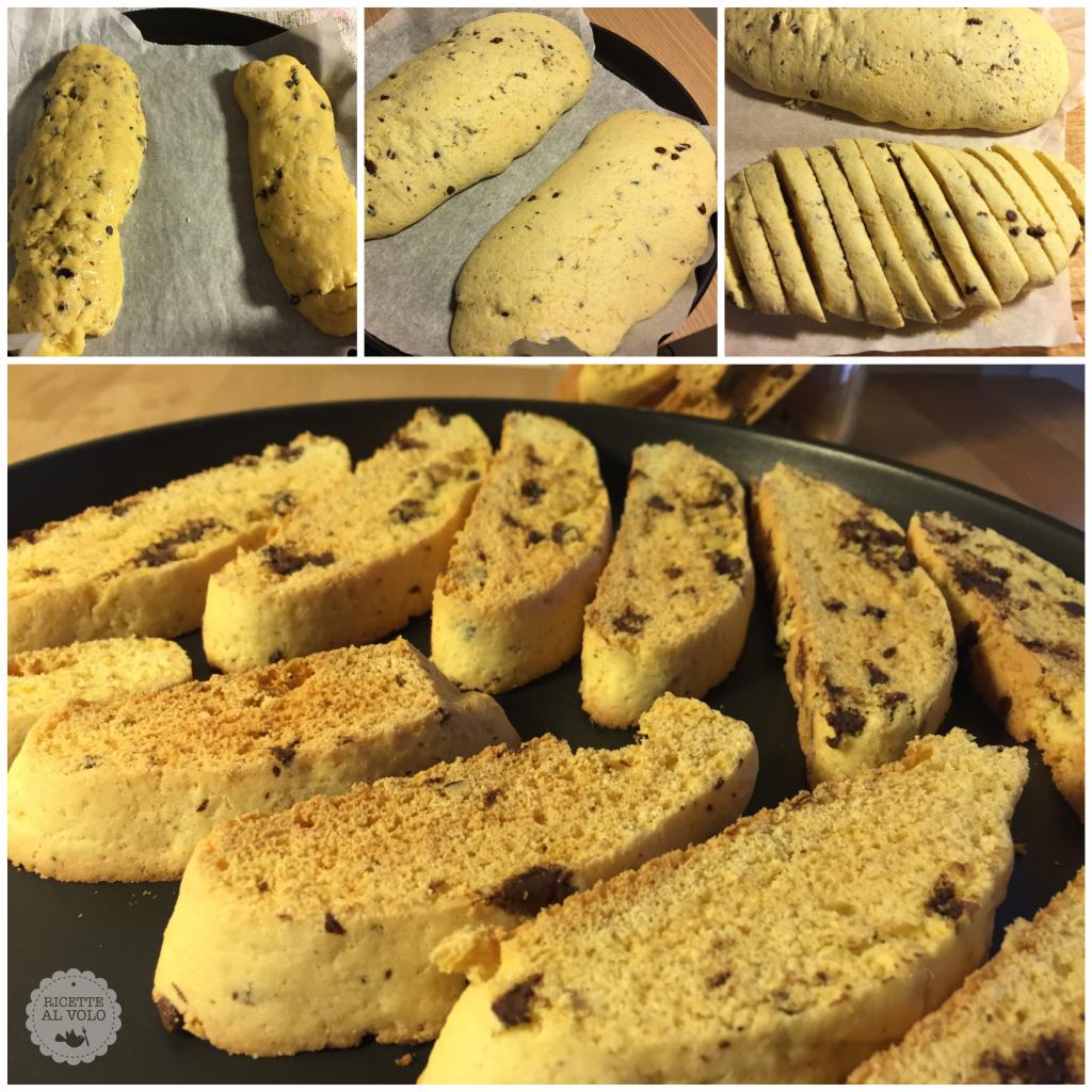 Biscotti da colazione senza burro
