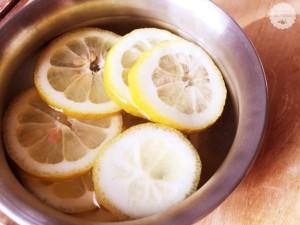 Bevanda detox alla curcuma
