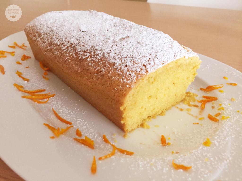 Amato Plumcake all'arancia con farina di avena - Ricette al Volo BB02