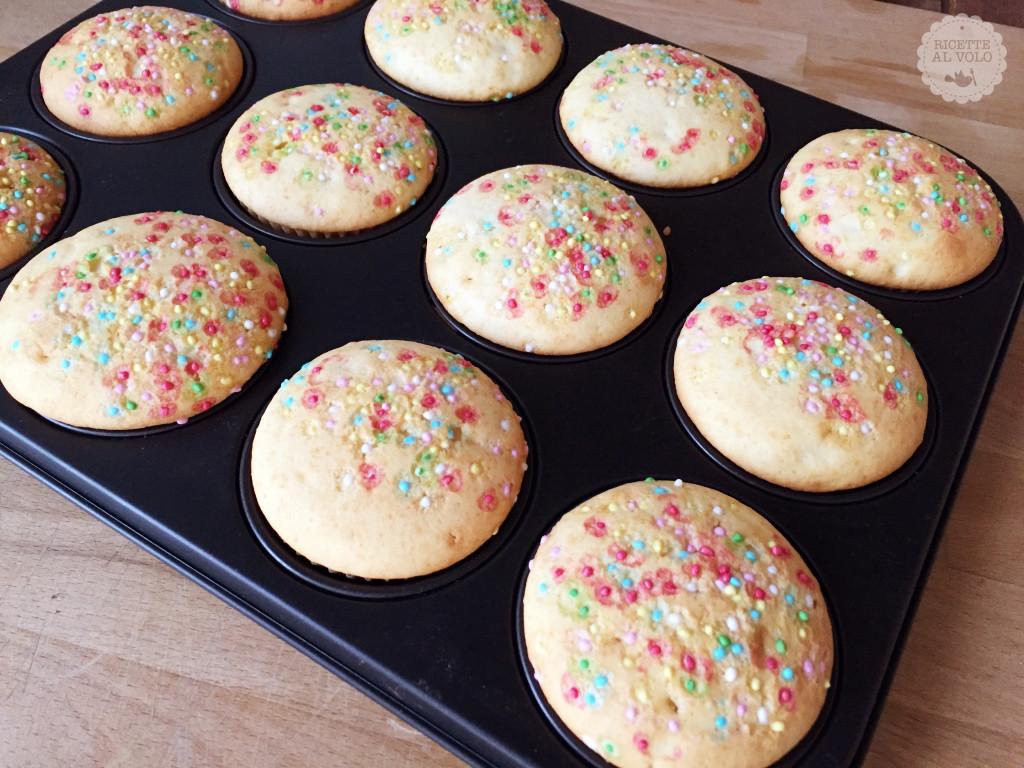 Muffin semplici da colazione