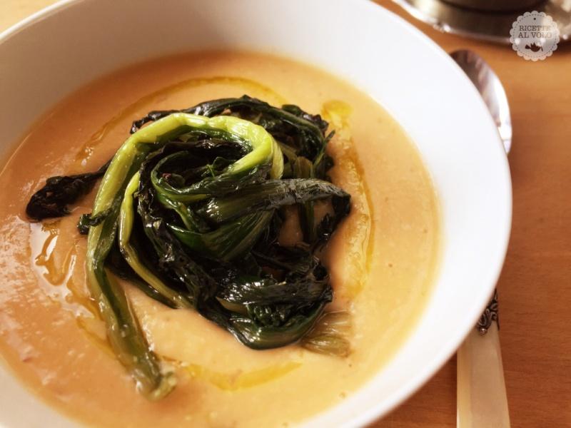 zuppa fave cicoria