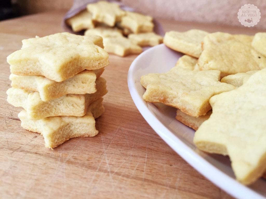 Biscottini salati con Grana Padano DOP