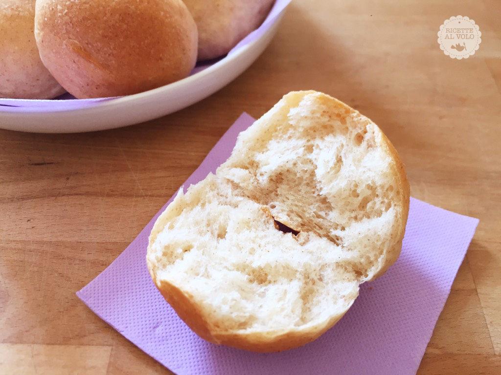 Sandwich con farina di tipo 1
