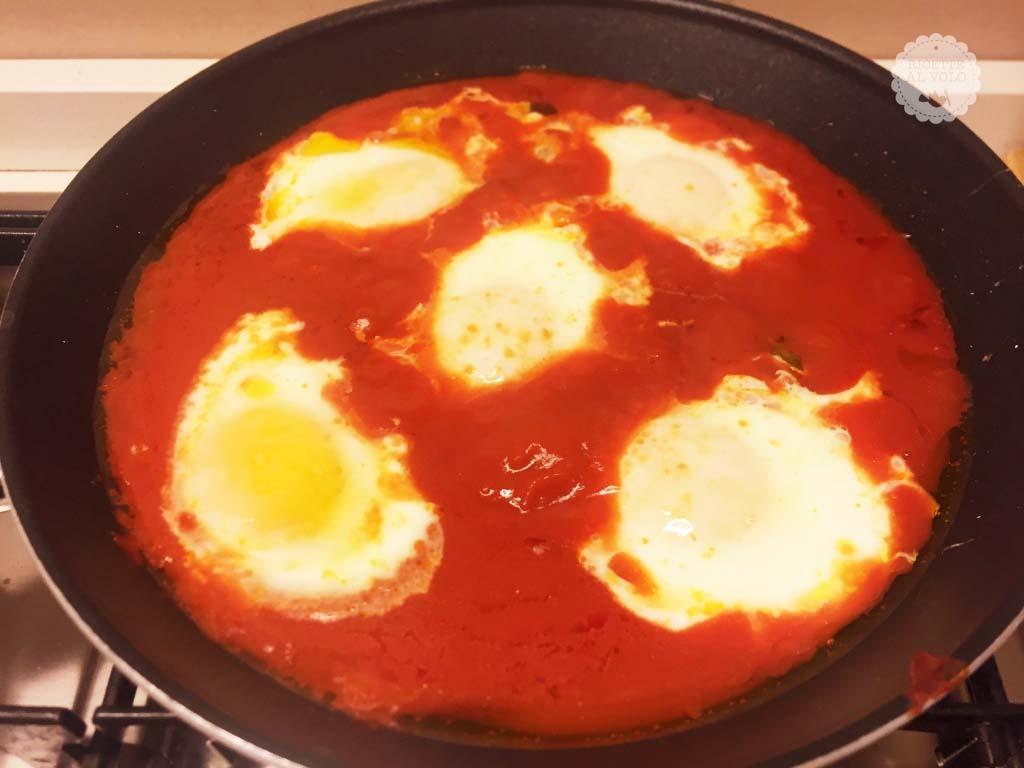 Uova in purgatorio facili e veloci