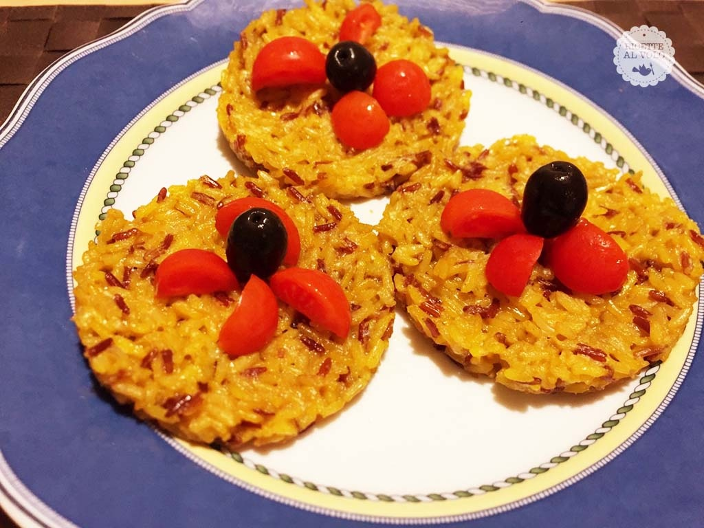 Crocchette di riso al forno - ricetta del riciclo