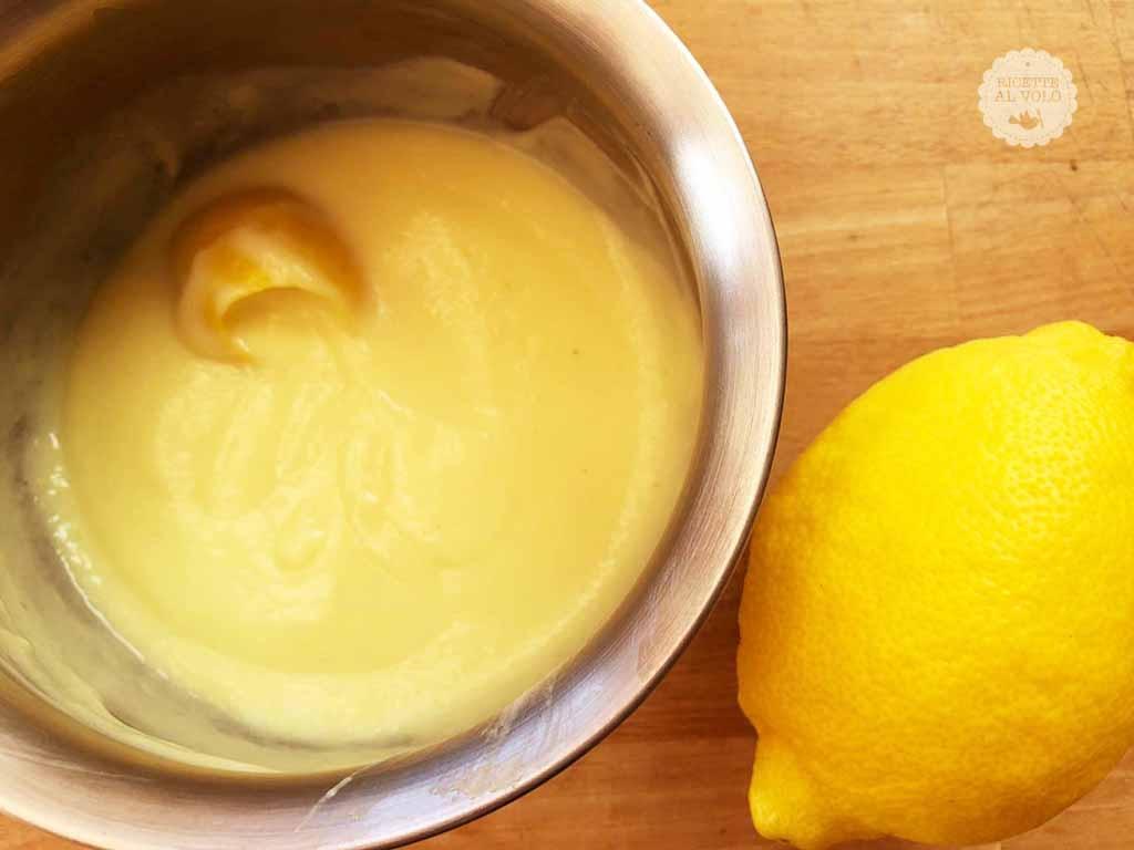 Crema pasticcera dose per un uovo