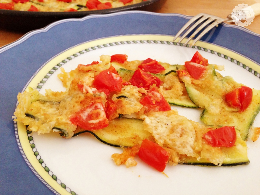 zucchine pomodori