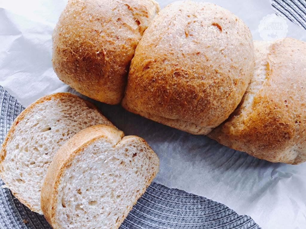 Pane in cassetta semi integrale