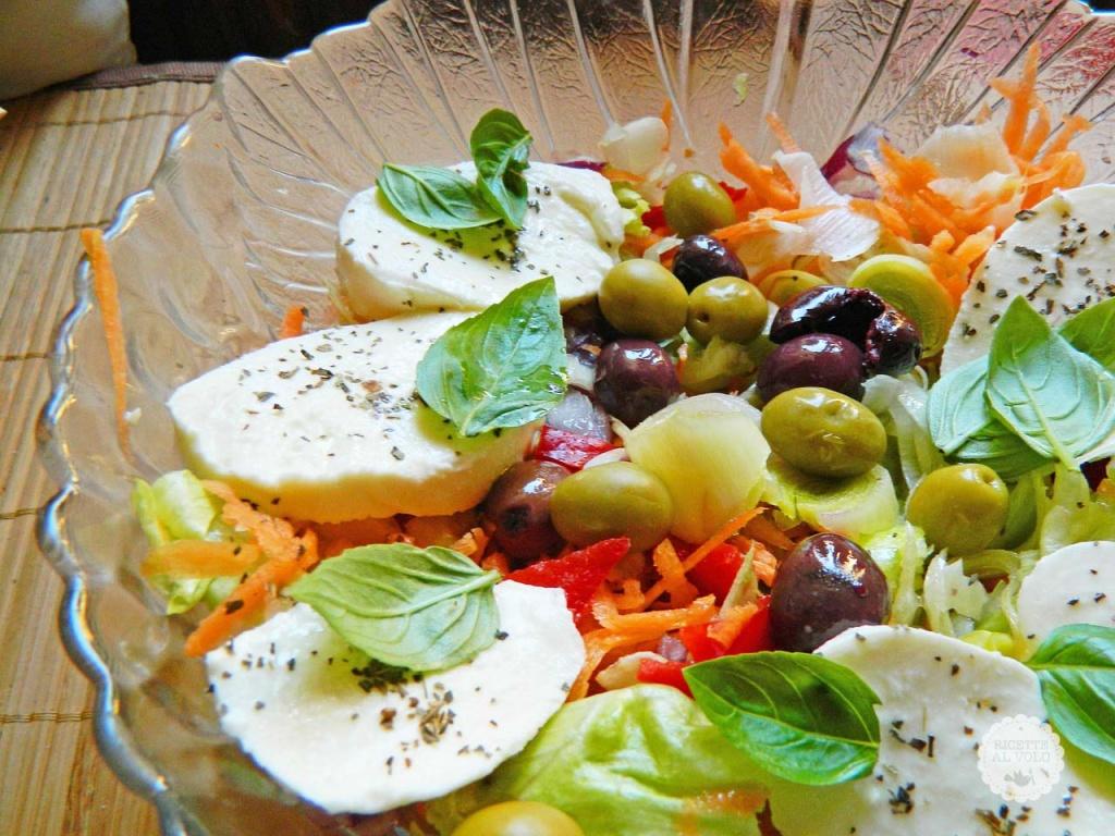 12 Ricette per insalate veloci e sfiziose