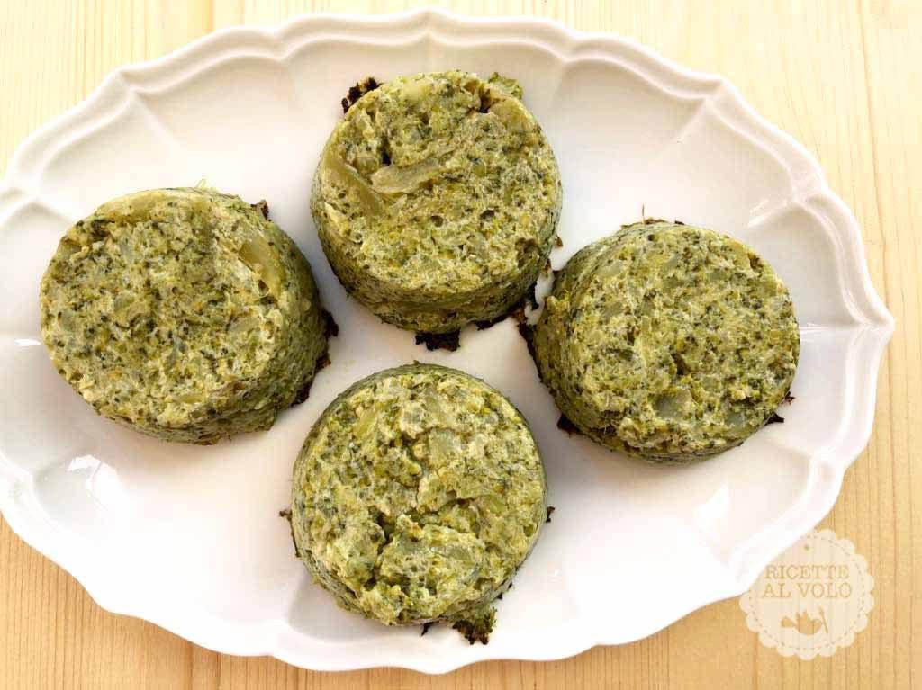 Medaglioni di broccoli e patate alla svedese
