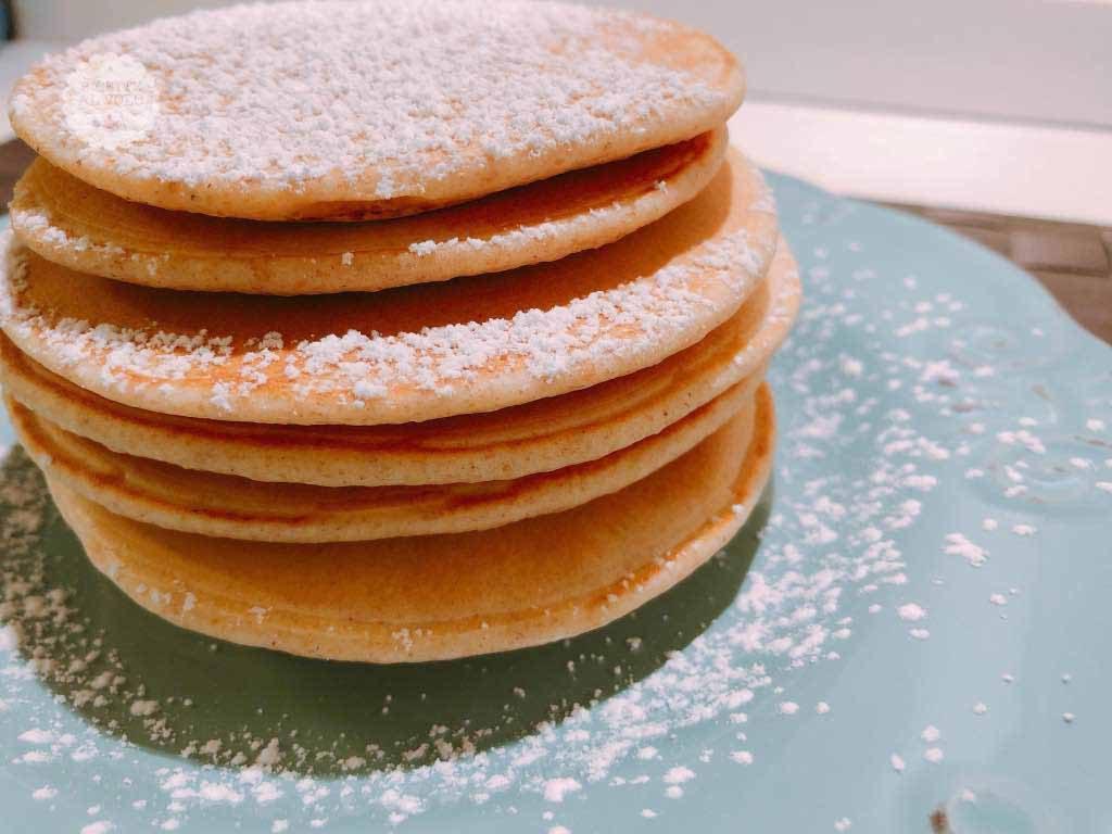 Pancake light senza bilancia