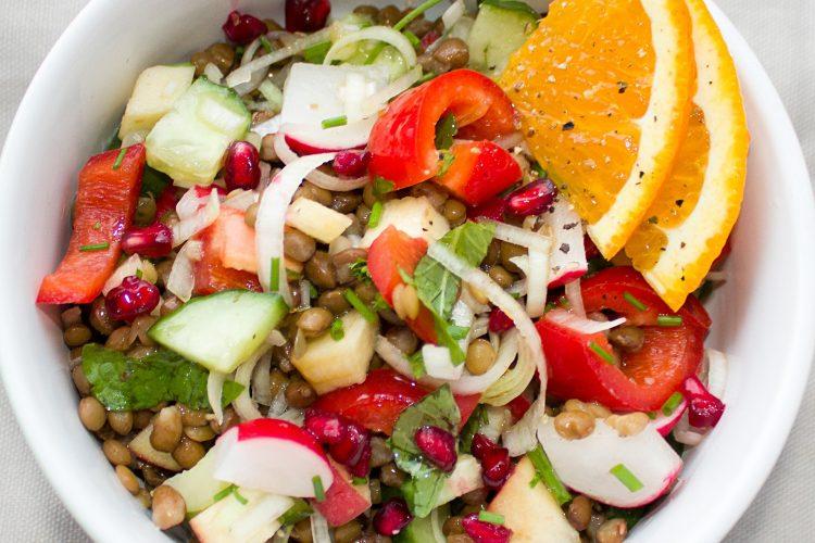 insalate dietetiche per dottorino