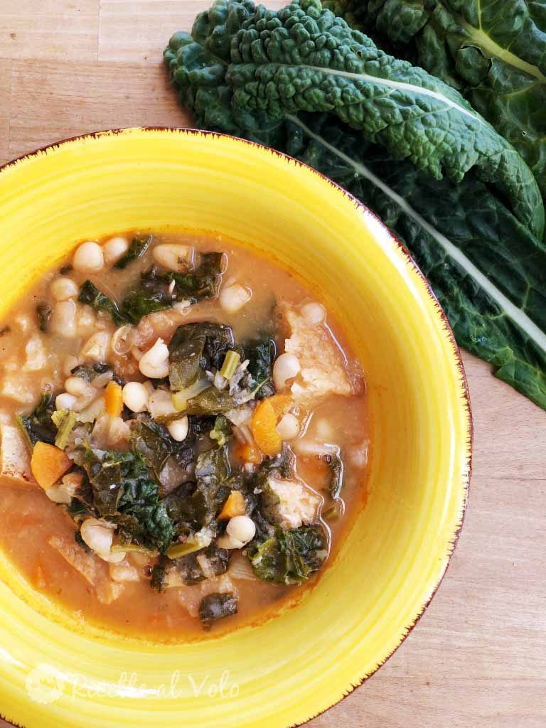 La Ribollita: ricetta tipica toscana