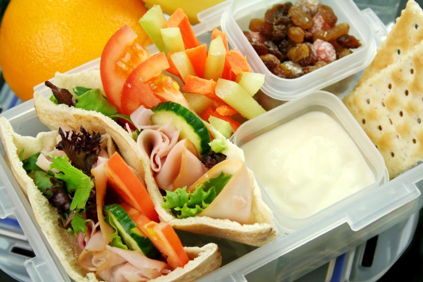 15 ricette facili per pranzo al sacco - ufficio, università
