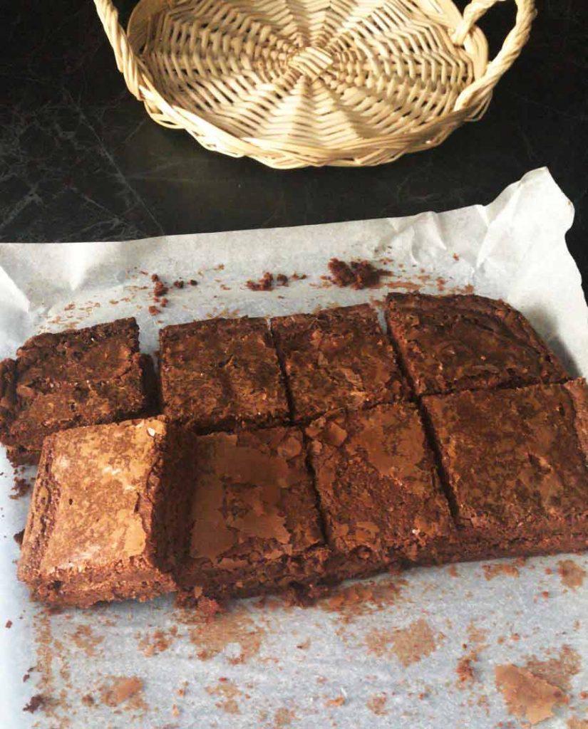 Ricetta facile dei Brownies