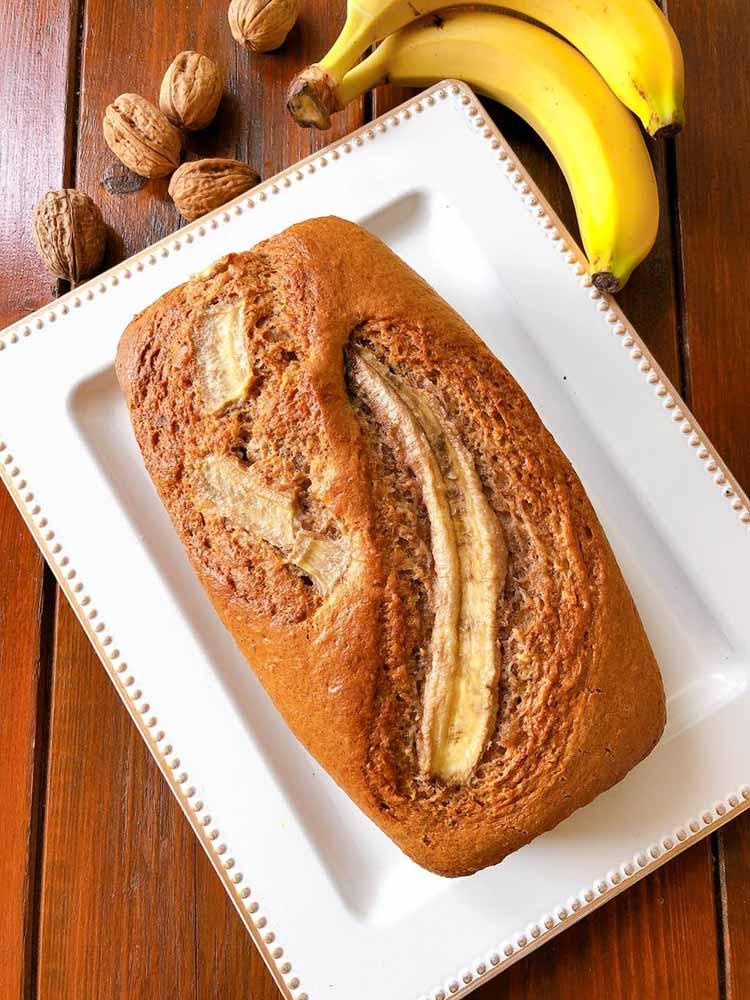 Banana bread ricette al volo