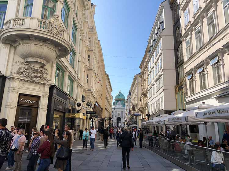 Vienna cosa vedere in tre giorni
