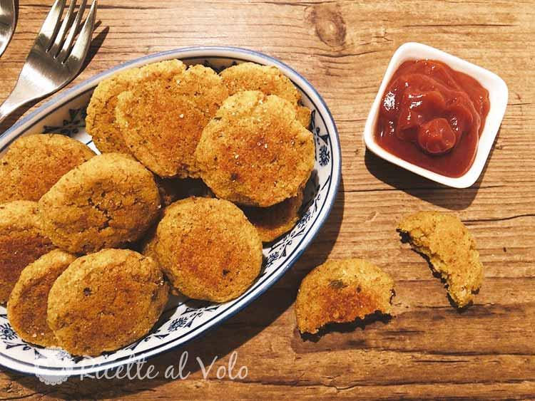 10 ricette di polpette e burger vegetali